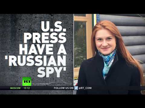 'It's not photoshop': US journo trolled over finding photo of 'Butina' in Oval Office