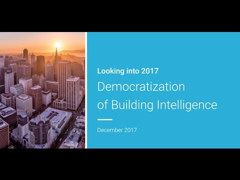 2017 Building Intelligence Predictions