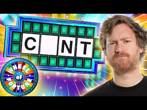 Wheel Of Fortune - The Idiot ALWAYS Wins!