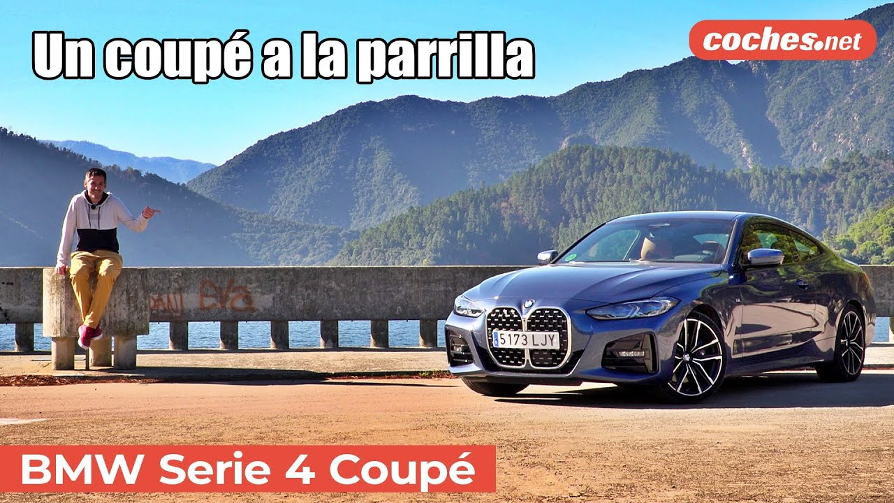 BMW Serie 4 Coupé 420i | Prueba / Test / Review en español | coches.net
