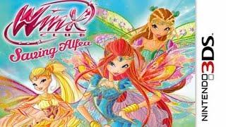 Winx Club Saving Alfea Gameplay {Nintendo 3DS} {60 FPS} {1080p}