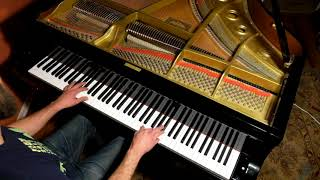 Jesse Stacken - Sweet Lorraine solo jazz piano arrangement