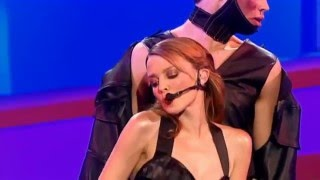 Kylie Minogue - In Your Eyes (Live An Audience With Kylie 6-10-2001) HD