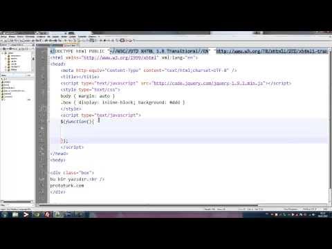 CSS İpucu #2 (Yatay ve Dikey Ortalama) thumbnail