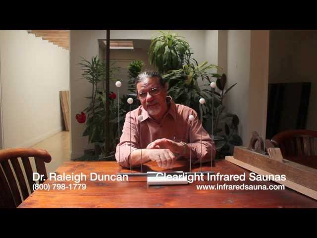 Clearlight Infrared Saunas Resonant Frequency