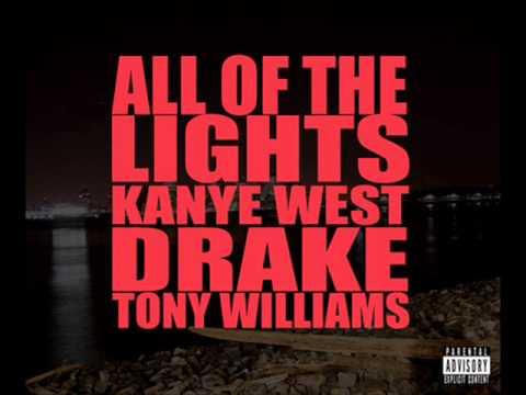 Kanye West All Of The Lights FULL Instrumental