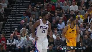 Utah Jazz vs Philadelphia 76ers | November 6 2019
