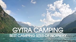 Best Camping Sites | Gryta Camping Review | Norway