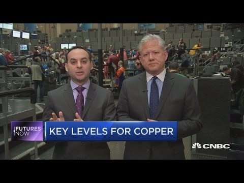Copper on track for worst year since 2015