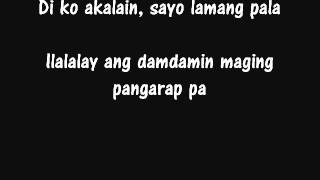Pag Ibig Mo by: Yeng Constantino with lyrics