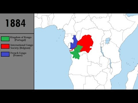 History of Congo: Every Year