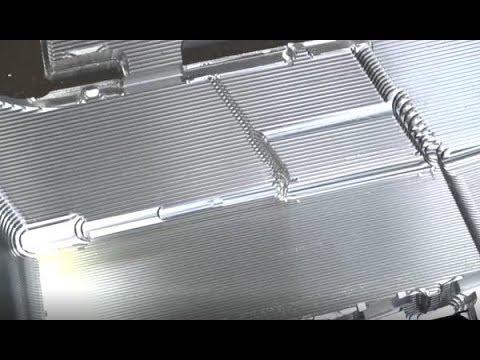Aerospace manufacturer TGM tackles titanium machining on their Hurco machine tools