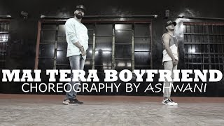 Main Tera Boyfriend Dance cover | Raabta | Choreography By Ashwani