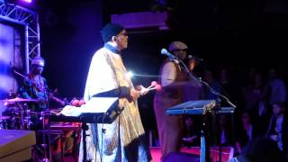 Roy Ayers - Sweet Tears (New Morning - Paris - March 30th 2015)