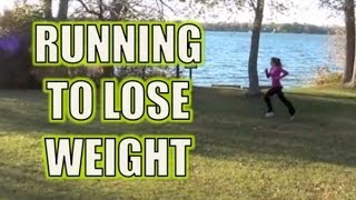 Running to Lose Weight - Three Tips