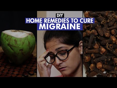 Natural Remedies For Headache, Migraine | DIY | Fit Tak