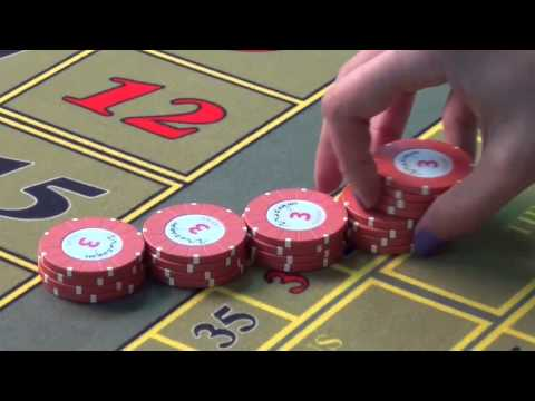 Mazagan Casino, Formation à la Roulette, Cutting.