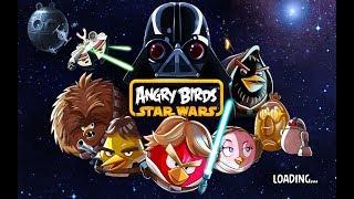 Angry Birds TATOOINE. All levels 3 stars Прохождение от SAFa