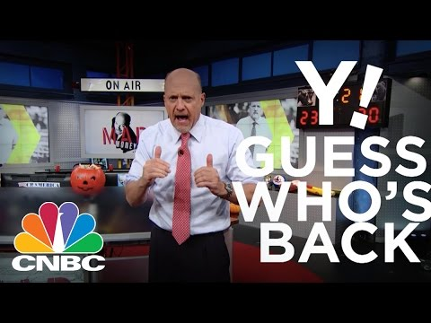 Market is Rallying: Be a Buyer | Cramer Remix | CNBC