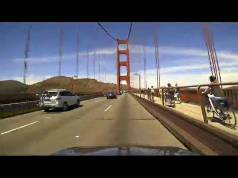 California Coast: Highway 1 San Francisco North