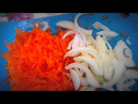 Нереально вкусная НАВАГА в сметане с овощами