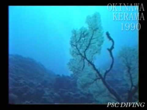 OKINAWA 1990(ケラマダイビング 1990年)