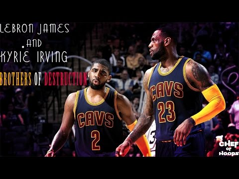 LeBron James and Kyrie Irving - Brothers of Destruction (Mini Movie) HD