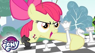 My Little Pony en español  La viruela cutie | La Magia de la Amistad | Episodio Completo