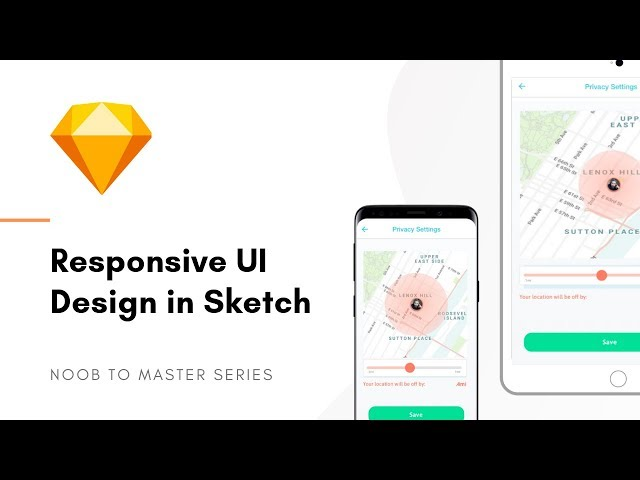Designing Responsive UI Views - Sketch: Noob to Master, ep9