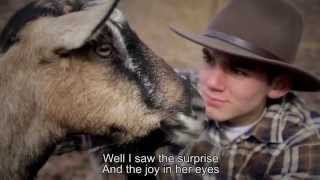 Goats in Too Many Places - Parody of Garth Brooks Friends in Low Places