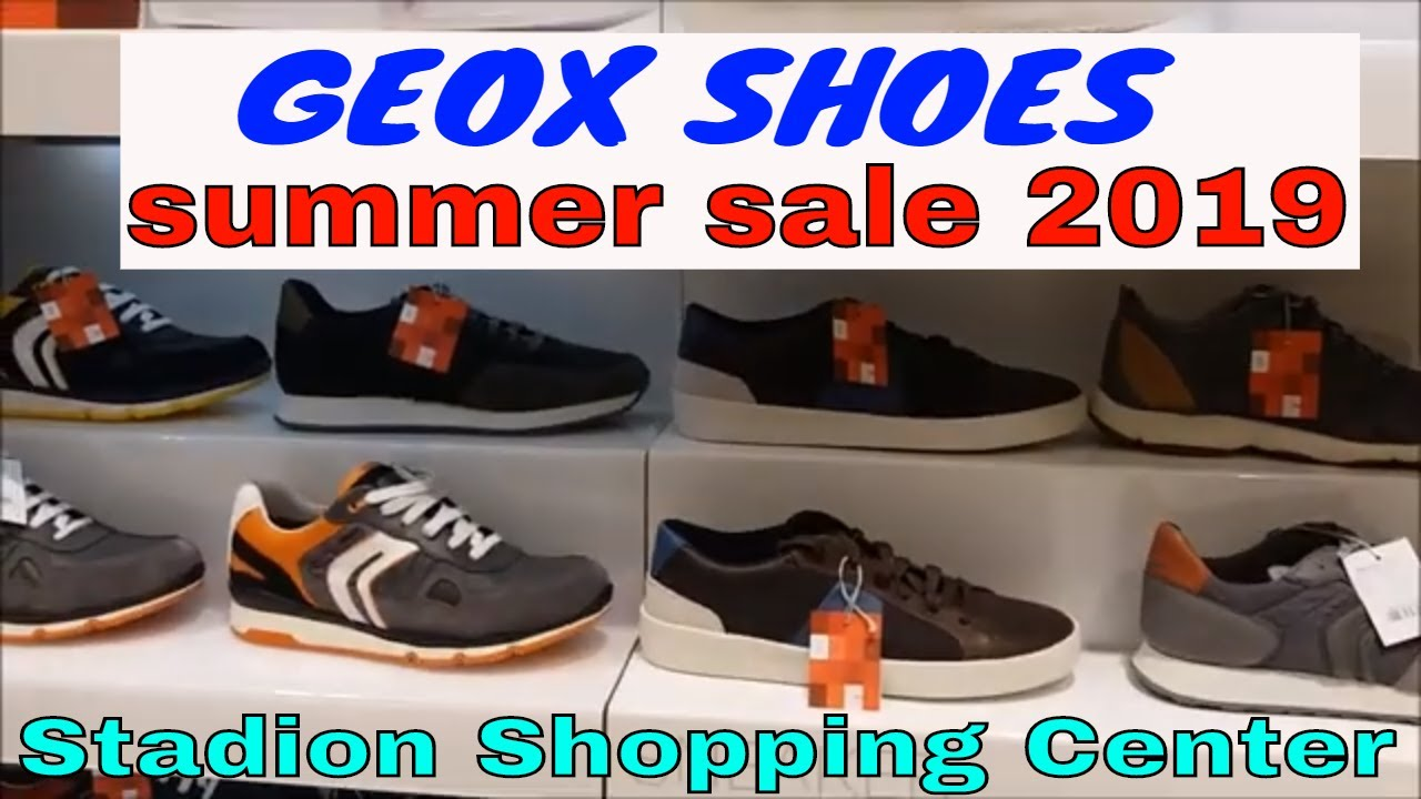 Geox Shoes | GEOX SUMMER Sale 2019
