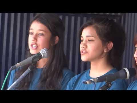Shanti Lukaun Kahan Surshala Students