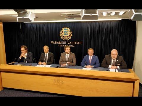 Valitsuse pressikonverents, 21. september 2017