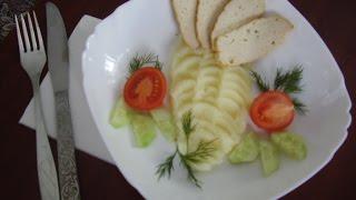 Суфле из индейки, очень вкусное диетическое блюдо!