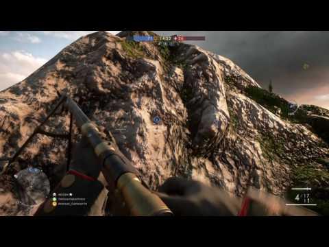 Battlefield 1 online Argentina dominación Clan Marg
