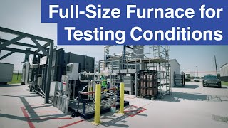 WIKA R&D centre | Full-size furnace for varied testing conditions