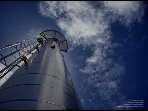 Mining Industrial photographer Cuba