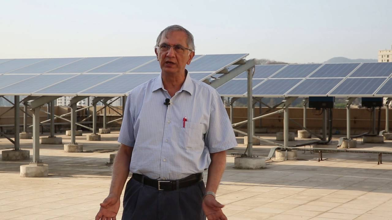 Prof Juzer Vasi Iit Bombay On Dandi Memorial Project Youtube Grieteeeprojects11 Control Of Electrical Appliances Using Remote