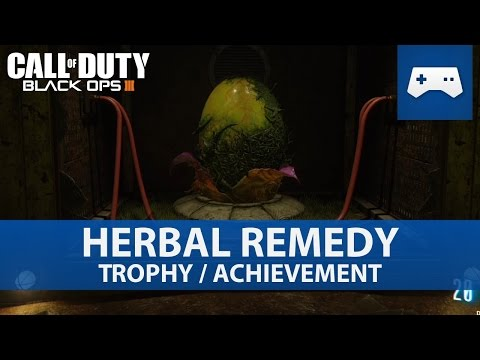 Black Ops 3 Eclipse DLC - Clone Plant / Herbal Remedy Trophy / Achievement Guide / Zetsubou No Shima