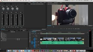 How to Add Background Music To Video In Premiere Pro CC