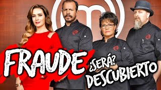 EL FRAUDE de MASTERCHEF MEXICO 2018 DESCUBIERTO 😱 FRAUDE EN MASTERCHEF MEXICO | Tv Azteca