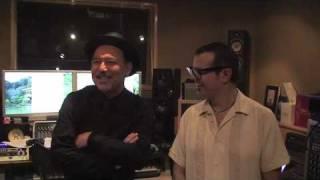 Ruben Blades Y Aleks Syntek comentan su dueto