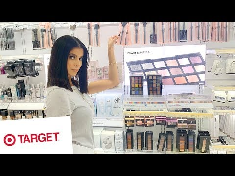 NEW DRUGSTORE MAKEUP AT TARGET | maybelline, makeup obsessions, and MORE