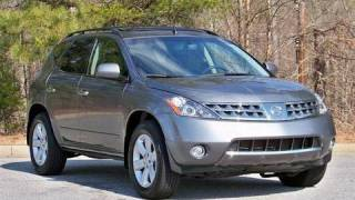 2007 Nissan Murano SL AWD Start Up, Engine, and In Depth Tour