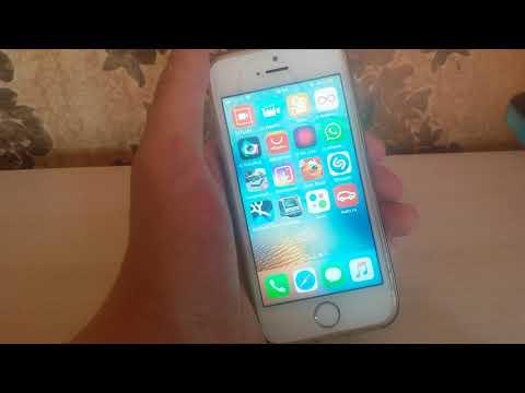 Как почистить айфон 5