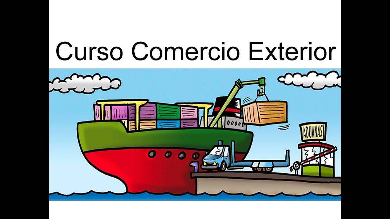 Curso de Comercio Exterior Online - YouTube