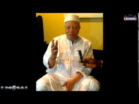 MUSIC SAGA 13-CONCERT & INTERVIEW: SALIF KEITA NYC SEP, 2014