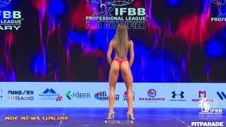 Fitparade Classic IFBB Pro Qualifier 2019 Women's Bikini Up to 165 cm