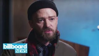 Gambar cover Justin Timberlake on Janet Jackson Super Bowl Flub: 'Not Going to Do That Again'   Billboard News