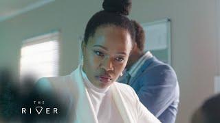 Lindiwe Meddles in Andile's Drama – The River | 1 Magic